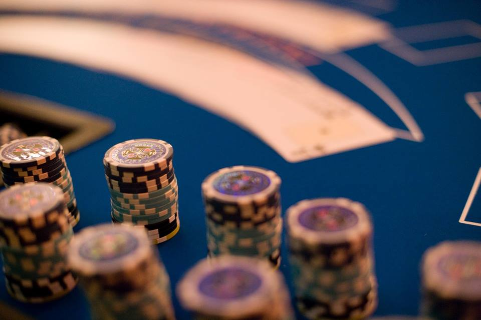 Alquiler de mesas de casino