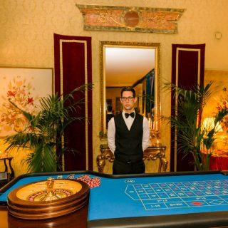 Mesas de casino