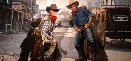 Decoracion para western