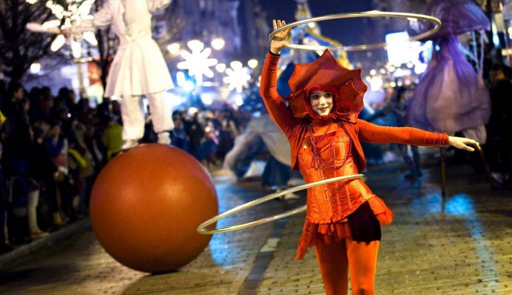Carnavales de 2018