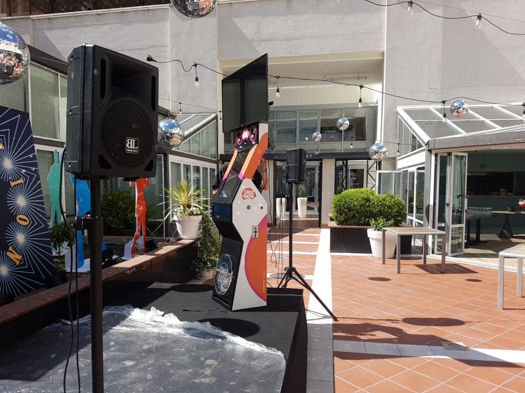 Alquiler Karaoke Eventos