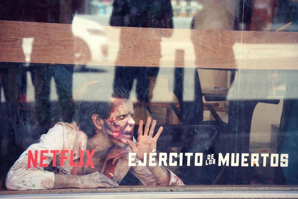 Ejército de los Muertos Escape Room Madrid Netflix