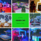 Vuelven los eventos 360 de Abania